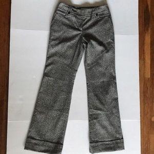 Ann Taylor Loft Julie trousers size 2